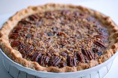 Ultimate Pecan Pie