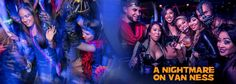 A Nightmare On Van Ness San Francisco Halloween Party 2017 Tickets | Oct 28 at 9:00 PM | 3 levels of nonstop entertainment with 7 of S.F.'s top DJs (e.g. UR FRIENDS, Miles Medina, Panic Room, Darker Daze, DJ Twin Spin), go-go dancers, a 4-hr VIP open bar option, spooky decor, a $500 costume contest.