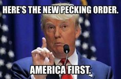 AMERICA FIRST. seriously. that's all we want.can we please pay our own bills and…