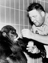 My grandfather the zookeeper