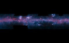 Incredible New View of the Milky Way Revealed (Video)