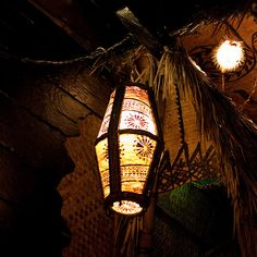 Diamond Lamp @ Smuggler's Cove (SF) by rocknrollwoody, via Flickr