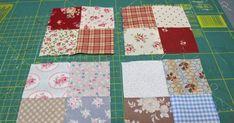 Colchas Quilting, Scrappy Quilt Patterns, Quilt Blocks, Crochet Patterns, Patches, Quilts, Blanket, Maria Clara, Scraps Quilt