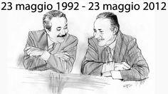Per non dimenticare #Falcone #Borsellino #pernondimenticare