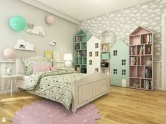 Each and every room of your home is undoubtedly very important and needs special care and attention in its decoration. But when it comes to your kids room then you need to be extra cautious as your kids bedroom design… Continue Reading → Girls Bedroom Storage, Cool Kids Bedrooms, Kids Rooms, Play Rooms, Kids Room Design, Kids Bedroom Designs, Little Girl Rooms, Kid Spaces, Kids Furniture