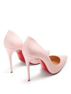 Iriza D'Orsay Pumps Christian Louboutin   #cardib #louboutin #celebritystyle #fashion #style #shoes