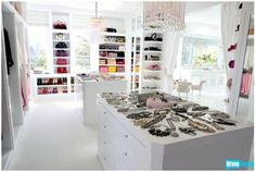 Lisa Vanderpump luxury fantasy closet