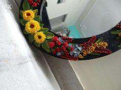 Floral Mirror lamasa art
