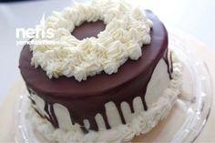 Çikolatalı-Sade Pasta