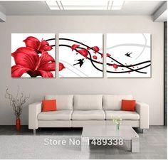 imagenes de cuadros modernos - Buscar con Google #cuadrosmodernos Decoration, Art Decor, Home Decor, Multiple Canvas Paintings, Painting Inspiration, Canvas Wall Art, Living Room Decor, Art Projects, Interior Design