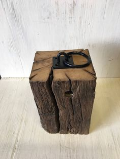 A personal favourite from my Etsy shop https://www.etsy.com/uk/listing/541866304/oak-door-stop