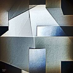 "Saatchi Art Artist Igor Bajenov; Painting, ""# 2016 - Geometric Abstract…"