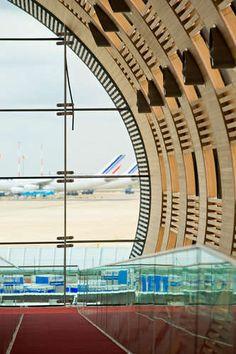 Roissy charles de gaulle - Terminal 2 E - Paris