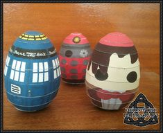 Doctor Who Easter Egg Papercrafts Free Download - http://www.papercraftsquare.com/doctor-easter-egg-papercrafts-free-download.html