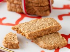 Ginger Pecan Oatmeal Crisps Recipe | Food Network Kitchen | Food Network