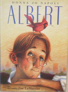 Albert, written Donna Jo Napoli