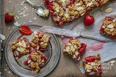 Ovesný koláč s jahodami | Hodně domácí Healthy Cake, Low Carb Recipes, Baked Goods, Nom Nom, French Toast, Food And Drink, Baking, Eat, Breakfast