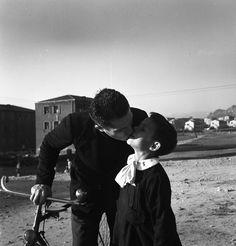 Federico Patellani, Carbonia, Cagliari, 1950© Federico Patellani - Regione Lombardia / Museo di Fotografia Contemporanea
