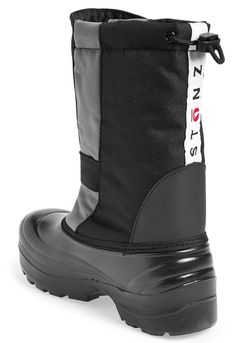 Amazon.com: Stonz Cold Weather Snow Boots Super Insulated, Rugged, Lightweight, and Warm (Toddler/Little Kid/Big Kid): Shoes