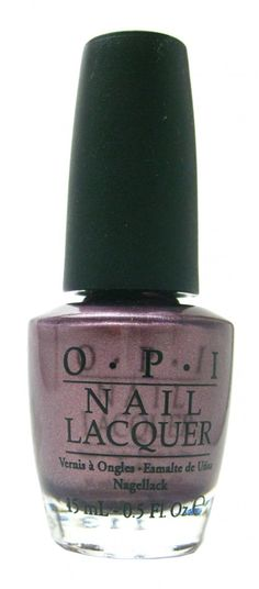 OPI Meet Me On The Star Ferry, Free Shipping at Nail Polish Canada