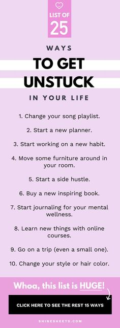How to get unstuck in your life and start feeling motivated productive again Personal development Mental health Motivation Productivity Habits Self help Self improveme. Self Development, Personal Development, Stop Being Lazy, Affirmations, Inspirational Books, Willpower, Health Motivation, Motivation For Life, Better Life