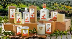 80 Acres Body Care Products from Petaluma, CA