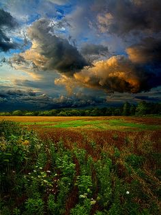 Places in the Heart by Phil Koch; Wisconsin