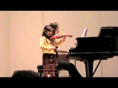 Concertino—See more of this young violinist #from_TheFansFamily