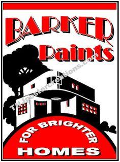 Barker Paints