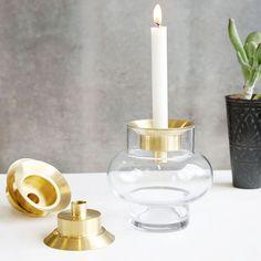 Bildergebnis für house doctor brass lamp