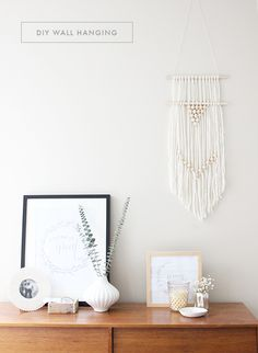 DIY | Wall hanging