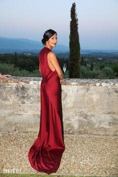 Nausheen Shah, Le Picnic de Rosetta Getty et Farfetch en Toscane - L'officiel de la mode