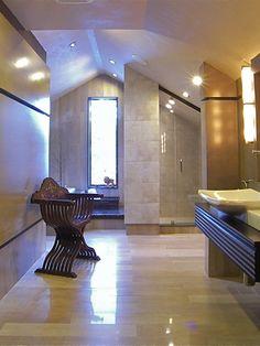 Bathroom Bathroom In Attic Design, Pictures, Remodel, Decor and Ideas - page 2