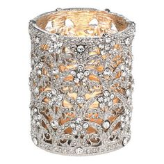 Olivia Riegel CRYSTAL SINCLAIR TEA LIGHT HOLDER