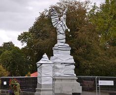 The Cupar Mummy Statue Of Liberty, Community, Travel, Life, Liberty Statue, Viajes, Destinations, Traveling, Trips