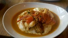 Lobster ,shrimp and grits courtesy of http://socobk.com/ -- All Yum!