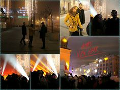 #newyearseve #concert #mainsquare // Remembering: Happy New Year 2014!   The Home Of The Twisted Red LadyBug