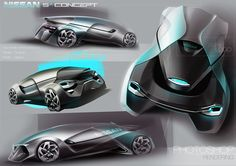NISSAN S3 Concept on Behance