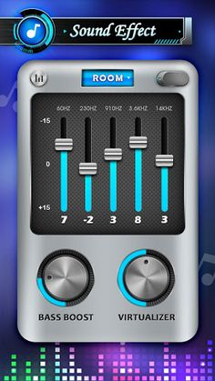 EQ & Bass Booster Pro - metal v1.5.0 [Paid]   EQ & Bass Booster Pro - metal v1.5.0 [Paid] Requirements:4.0 Overview:This is a Prefectional version for EQ & Bass Booster - metal style. No ad and mor powerful.  Improve the sound quality of your android device with the global Bass Booster Virtualizer and Equalizer. Let your device's voice sounds more comfortable. Lets you adjust sound effect levels so that you get the best out of your Music or Audio coming out of your device. Use with…