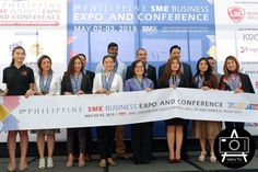 Rosette Leis being used by VIPs in the Philippine SME Expo and Conference at Mall of Asia SMX Convention Center in Pasay City, Philippines Sme Business, Political Organization, Guest Speakers, Leis, Convention Centre, Pinoy, Special Guest, Philippines, Conference
