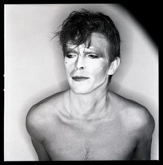 "vezzipuss.tumblr.com — David Bowie, ""Scary Monsters"", Photo @ Brian..."