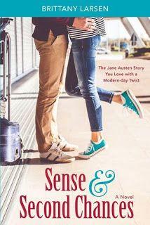 Heidi Reads... Sense & Second Chances by Britttany Larsen