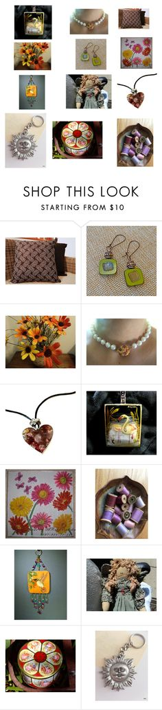 Etsy Friends on Polyvore by chicavantgarde on Polyvore featuring interior, interiors, interior design, home, home decor and interior decorating