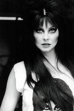 Cassandra Peterson as Elvira, 1980s