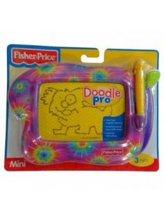 Buy Fisher-Price Doodle Pro Designs Mini online at happyroar.com