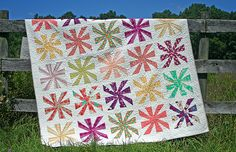 Another Cartwheels quilt   Flickr - Photo Sharing!