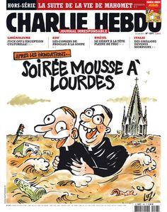 Charlie Hebdo N°1097 - 25 juin 2013