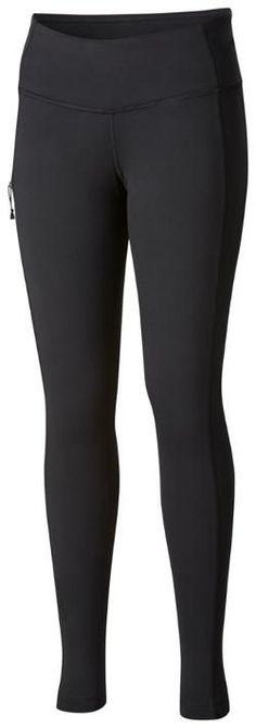 Columbia Women's Luminary Leggings Plus Sizes Black 3X