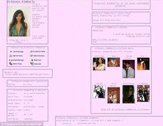 "Kim Kardashian AKA ""Princess Kimberly"" Had a MySpace Profile in 2006, and This Is It"