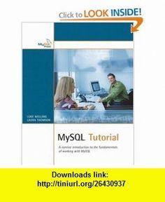 Luke welling laura thomson php mysql pdf.